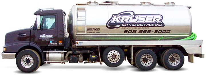 Kruser Septic Service, Inc. - Septic Tanks & Systems - Dickeyville, WI - Thumb 1